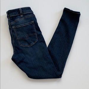 """Silver """"Bleecker"""" Skinny Jeans Size 30"""